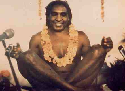 Yoga Guru Sri Tat Wale Baba - Rishi of the Himalayas, about age 80.